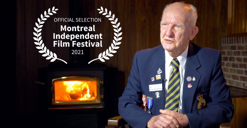 Harry's Story was an Official Selection at the Montreal Independent Film Festival in 2021.